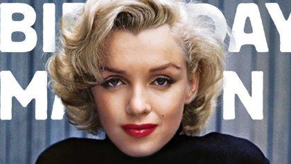 Marilyn Monroe nieuwe kerk