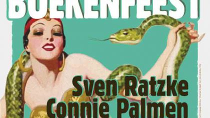 Boekenfeest Nijmegen met Connie Palmen