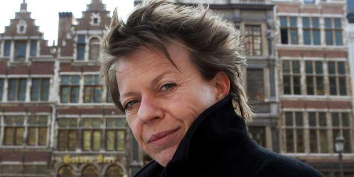 Connie Palmen in het Penhuis
