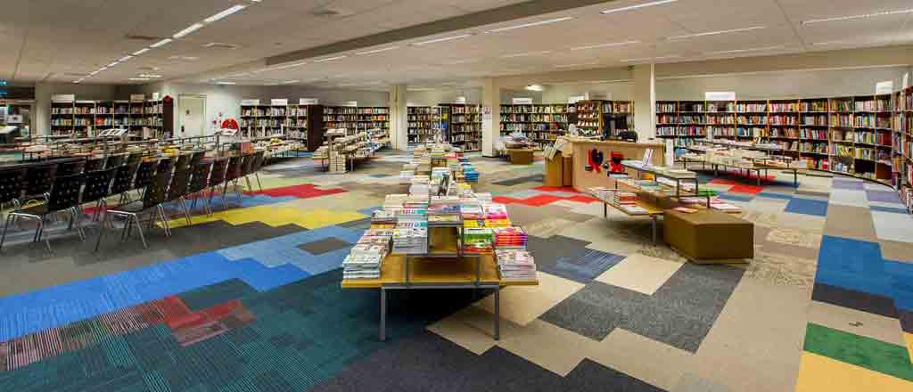 boekhandel rotterdam centraal